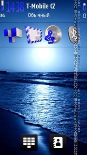 Amazing Sunset 01 es el tema de pantalla