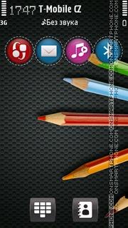Crayon v5 theme screenshot