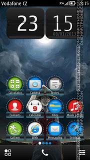 Luffy 06 es el tema de pantalla