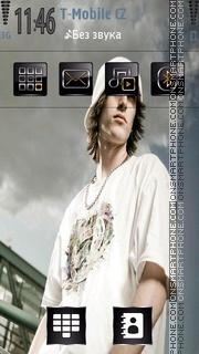Porta tema screenshot