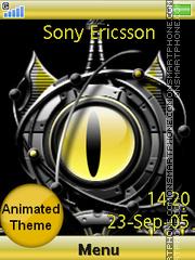 Digital Eye tema screenshot