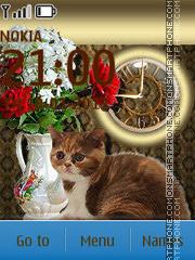 Pussy theme screenshot