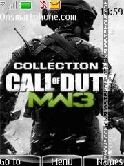 Call of Duty MW3 03 tema screenshot