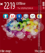 2013 02 theme screenshot