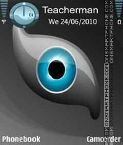 ACDSee Logo tema screenshot