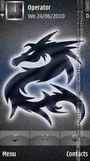 Chinese Dragon es el tema de pantalla