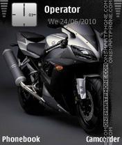 Cool Bike theme screenshot