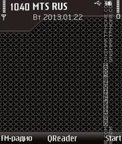 Grate theme screenshot