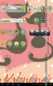 Love Cats 05 tema screenshot