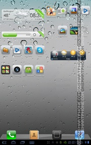 Iphone 4 02 Theme-Screenshot