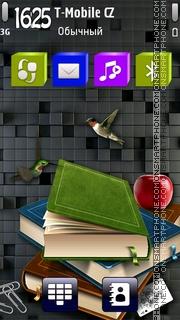 Wishdom theme screenshot