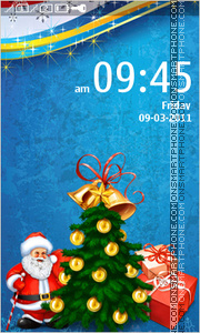 Christmas 2014 theme screenshot