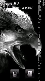 Eagle theme screenshot
