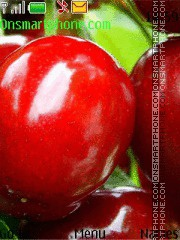 Cherry 04 tema screenshot