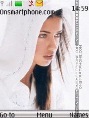 Adriana Lima 22 es el tema de pantalla