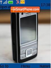 Nokia 6280 Theme es el tema de pantalla