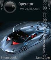 Sesto Elemento theme screenshot