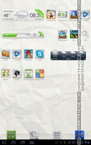 Paper 02 tema screenshot