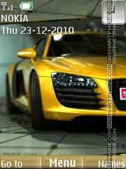 Awesome Car tema screenshot