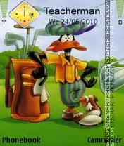 Goofy Golf es el tema de pantalla