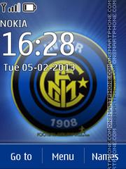 FC Inter es el tema de pantalla