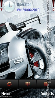 Cars1 theme screenshot