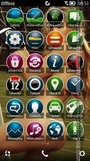 FooTbaal es el tema de pantalla
