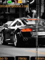 Audi 31 theme screenshot
