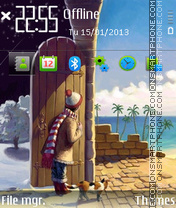 Dremey theme screenshot