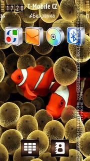 ITheme Marine HD v5 tema screenshot