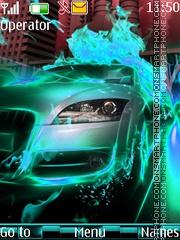 Fire Audi es el tema de pantalla