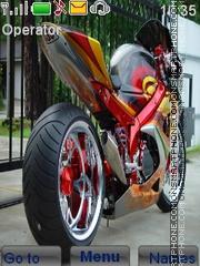 Nicebike theme screenshot