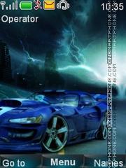 Fast n Furious theme screenshot