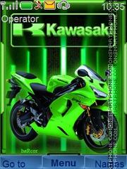 Kawasaki tema screenshot