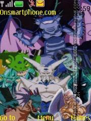 Dragon Ball GT Theme-Screenshot