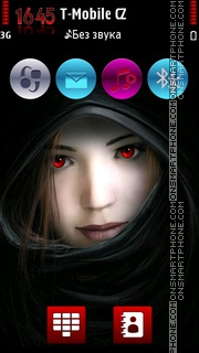 Eye HD v5 theme screenshot