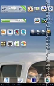 RV Camping tema screenshot