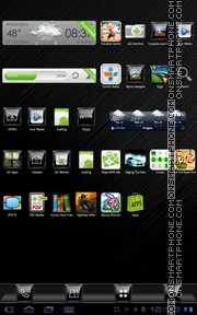 Leeks19plus theme screenshot
