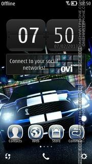 HD Shelby theme screenshot