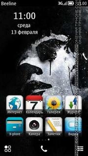 Dream theme screenshot