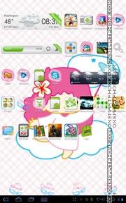 Angel 29 es el tema de pantalla