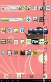 Cute Bird 02 Theme-Screenshot