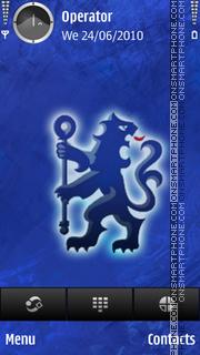 Chelsea tema screenshot