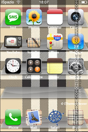 Burberry 04 theme screenshot