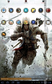 Assassins Creed 16 theme screenshot