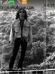 Jim Morrison 02 theme screenshot