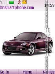 Mazda RX8 2014 theme screenshot
