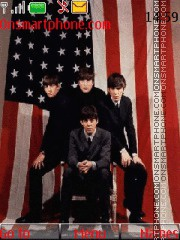 The Beatles 04 es el tema de pantalla