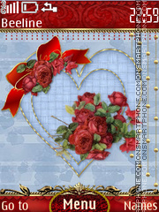 Valentine*s Day tema screenshot