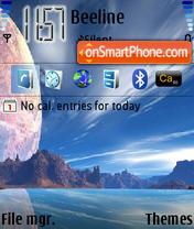 Скриншот темы Nature 06